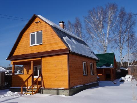 Отличный дом в кс Энергия, 6 км Чусовского тракта, черта Екатеринбурга - Фото 1