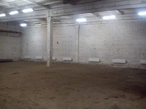 Сдам отапливаемый склад 951,3 кв. м. Собственник - Фото 1