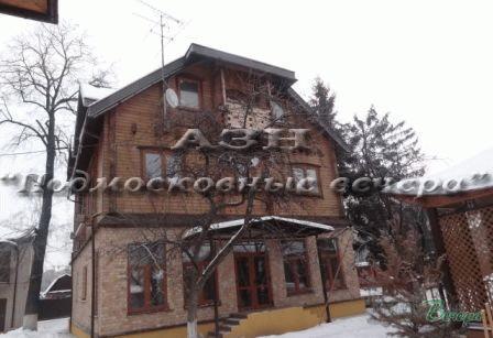 Горьковское ш. 5 км от МКАД, Балашиха, Коттедж 400 кв. м - Фото 2
