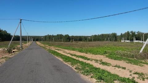 Продам участок 12 соток в д. Курганье рядом с рекой Злодейка - Фото 4