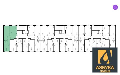 Продам 2-к квартиру, Новомосковский Административный округ, жилой . - Фото 3