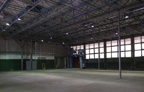Под склад/произ-во, отапливаемый, выс.: от 6 м, пол бетон, 4-ро ворот, - Фото 5