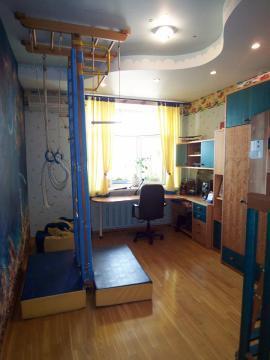 4-комн квартира, хбк, отделка, мебель. - Фото 5