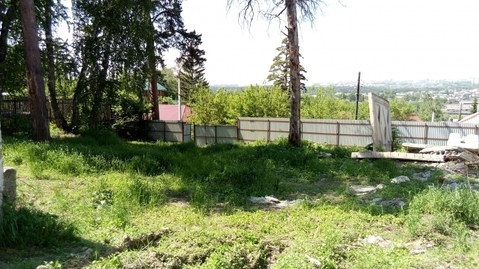 Земельный участок в бору - Фото 1