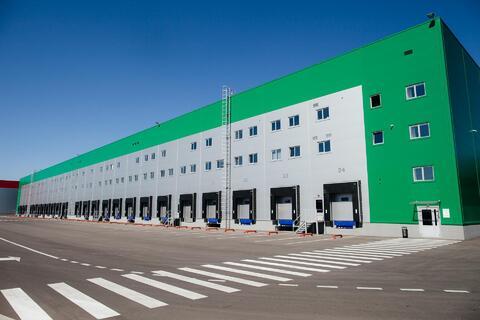 Аренда складского комплекса 4416 кв.м. класса «А» - Фото 1