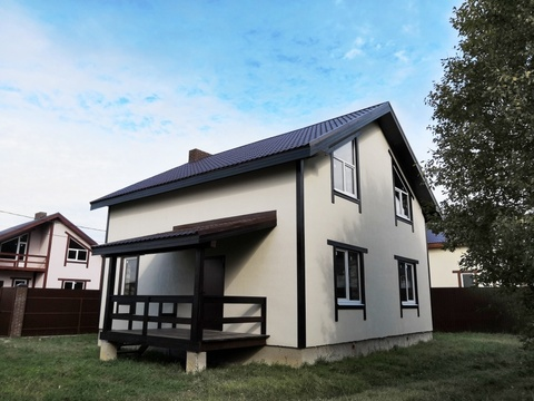 Продаётся новый коттедж 158 кв.м в пос. Подосинки - 35 км от МКАД - Фото 4