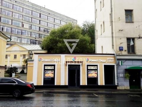 Продажа торгового помещения, м. Бауманская, Старая Басманная улица - Фото 1