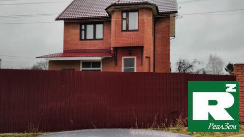 Продаётся двухэтажный дом 96 кв.м, участок 7,8, г.Белоусово - Фото 2