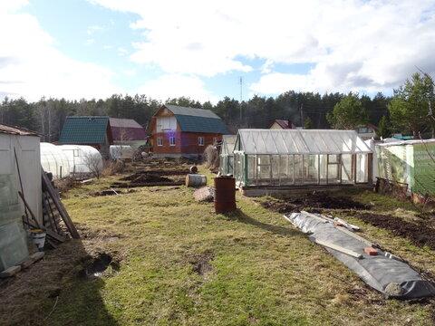 Садовый участок, кс Легенда, 10 км Чусовского тракта, черта Екб-га - Фото 4