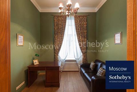 Квартира в классическом стиле на Остоженке - Фото 3