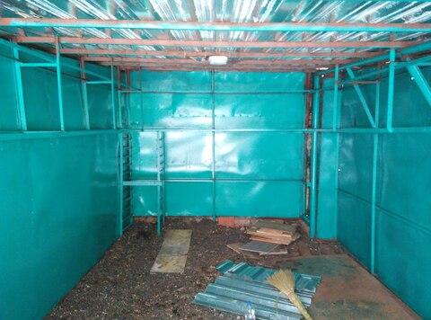 Сухой гараж в районе Щукино сдаю - Фото 1