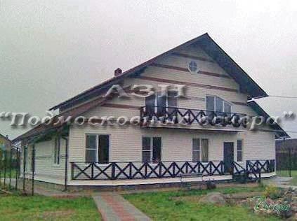 Дмитровское ш. 35 км от МКАД, Никульское, Коттедж 320 кв. м - Фото 2