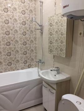 1-комнатная с ремонтом 31 кв.м. на Альберта Камалеева, д.34в - Фото 1