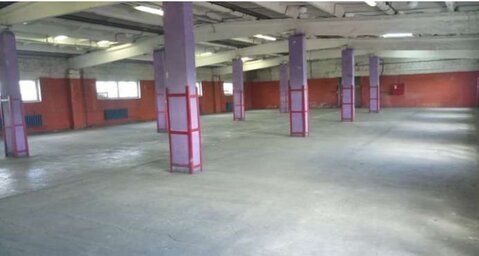 Отапливаемый склад, 542 кв.м - Фото 1