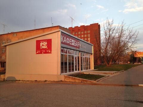 Продается новый торговый павильон на ул.Институтская, рядом с укрк . - Фото 1