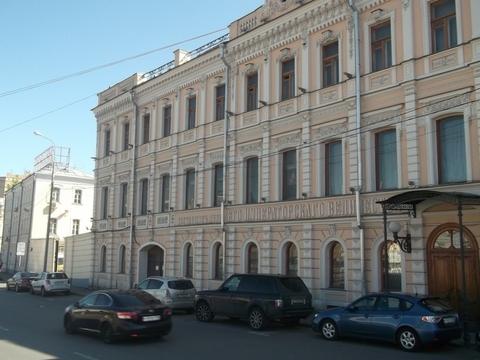 Аренда офиса, м. Новокузнецкая, Овчинниковская наб. - Фото 1