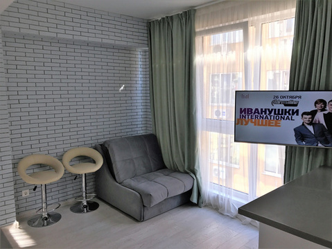 Продается студия, г. Сочи, Волжская - Фото 1