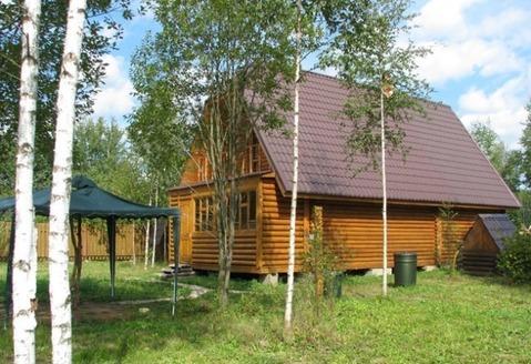 Красивый дом в окружении леса - Фото 3