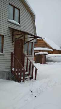 Продается участок с домиком и гаражом СНТ Рябинка-1, Щелковский район - Фото 1