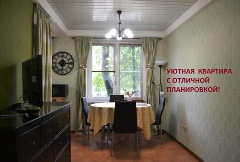 Продам трехкомнатную квартиру с отличной планировкой и ремонтом - Фото 1