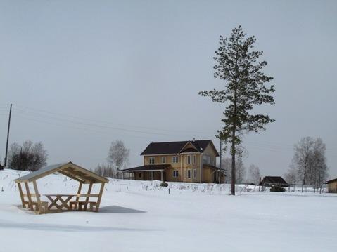Участок в коттеджном посёлке около Академгородка в Новосибирске - Фото 5
