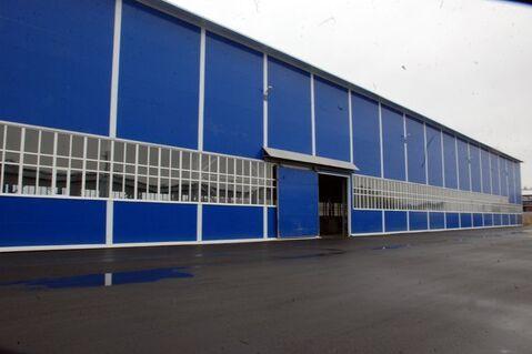 Продам, индустриальная недвижимость, 6270,0 кв.м, Канавинский р-н, . - Фото 3