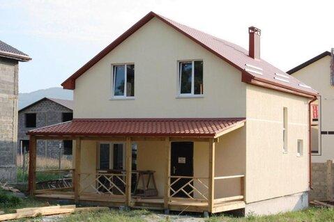 Продам добротный 2-этажный дом 110 м2 в Борисовке г. Новороссийс - Фото 1