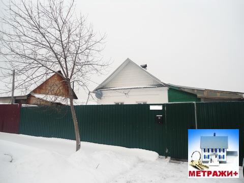 Кирпичный дом в Камышлове, ул. Чкалова - Фото 1