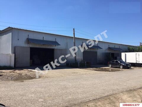 Продажа склада, Краснодар, Липовая - Фото 2