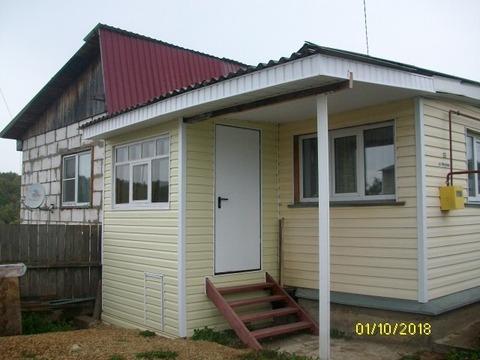 Эксклюзив! Продается часть дома с коммуникациями в деревне Кривское - Фото 1