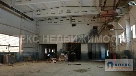 Продажа помещения пл. 1471 м2 под производство, Сергиев Посад . - Фото 1