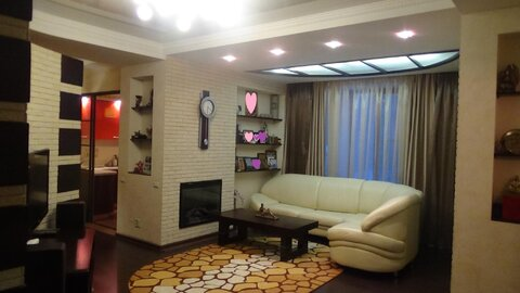 Продам 4 комнатную квартиру с дизайнерским ремонтом по Ленина д. 27 - Фото 1