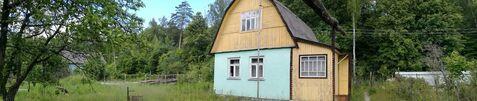 Деревянный дачный дом 84 км от МКАД Ступинский район, СНТ в районе - Фото 4