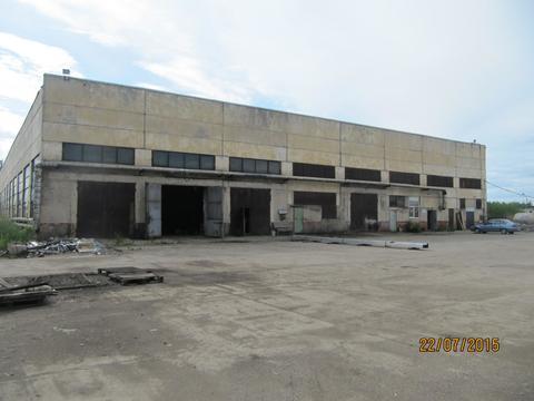 Продажа производственного помещения, Череповец, Ул. Боршодская - Фото 1