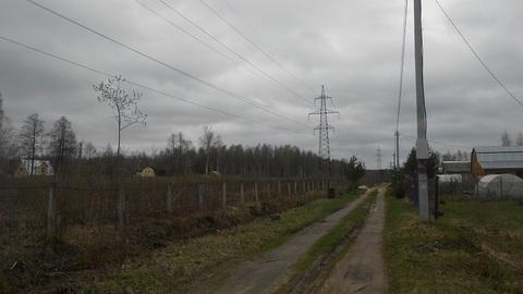 Продаётся земельный участок в Московской области - Фото 4