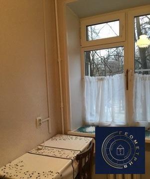 1 комнатная, м. Первомайская, ул Парковая 5-я, д 39 к 2 (ном. объекта: . - Фото 4
