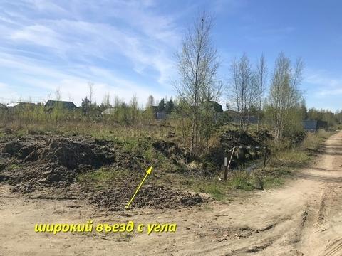Продам участок 24 сотки массив Блудное СНТ Придорожное - Фото 5