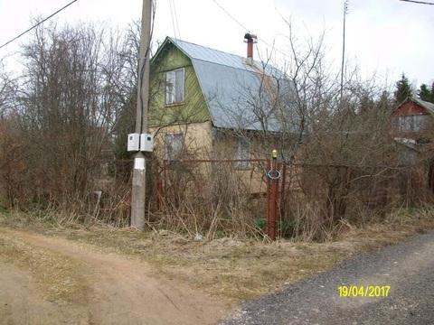 Эксклюзив! Продается садовый дом с печкой недалеко от города Боровска. - Фото 1