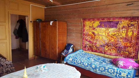 Бревенчатый дом с г/о в г. Кохма Ивановской области - Фото 4