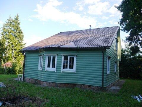 Зимний дом 123 м из натурального дерева в ДНТ Рузаево ! - Фото 3