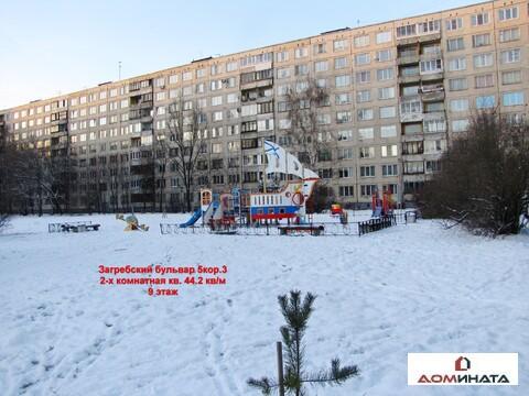 Продам 2-х комнатную кв. 44кв/м Фрунзенский район м.Международная - Фото 2