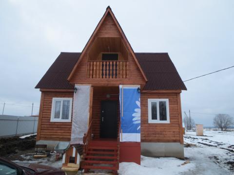 Дом в д. Дворяниново - Фото 1