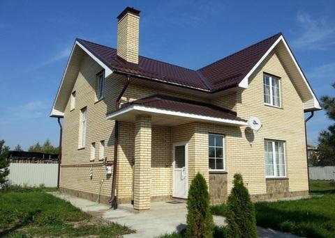 Дом 121 кв.м. на участке 10.5 соток в Раменском р-не, д.Григорово - Фото 1