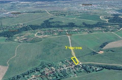 Продается участок 15 соток (ИЖС) в д.Ловцово, Клинский р - Фото 3