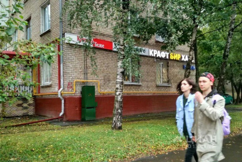 Помещение свободного назначения в Москва ул. Менжинского, 15к1 (251.0 . - Фото 2