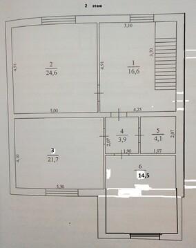 Продам 2х-этажный коттедж в с. Кораблино Рязанский р-н Рязанская обл. - Фото 2