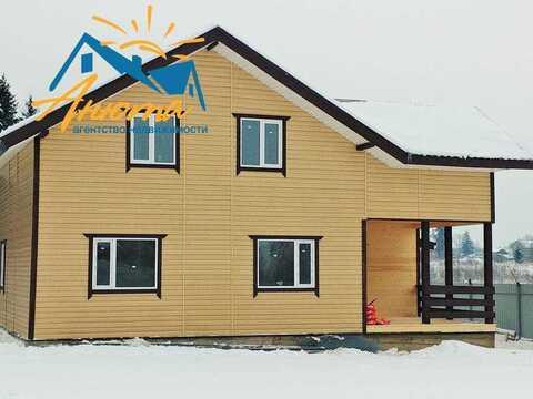Продается большой дом С магистральным газом и гаражом в деревне на бер - Фото 2