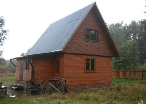 Новая дача из бруса недалеко от г Малоярославец - Фото 3