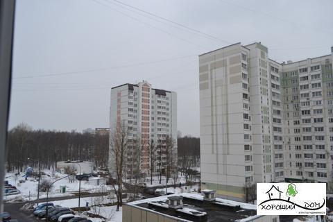 Продается 1к квартира в монолит-кирпич доме в центре Зеленограда, к250 - Фото 3