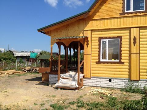 Новая дача на р.Волга - Фото 5